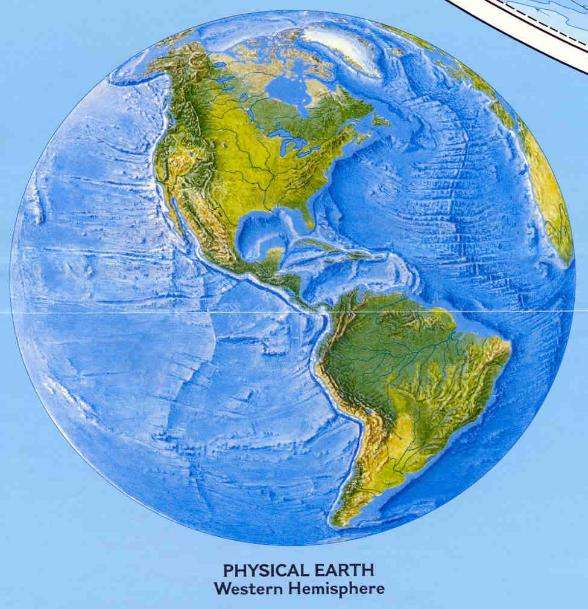Our world today modern map of western hemisphere gumiabroncs Gallery